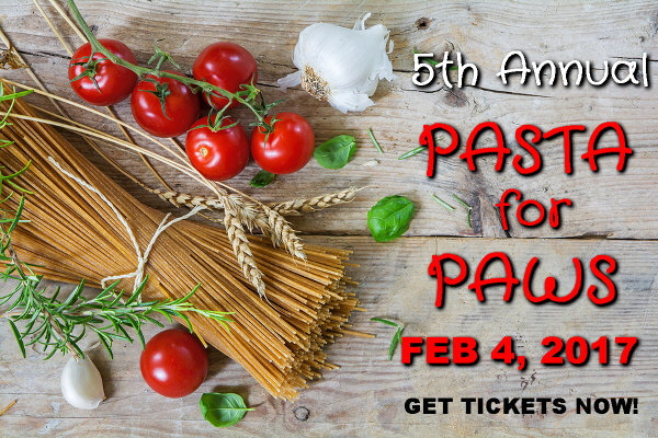 5th Annual Pasta For Paws